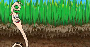 Soil � Diary of a Worm Comic